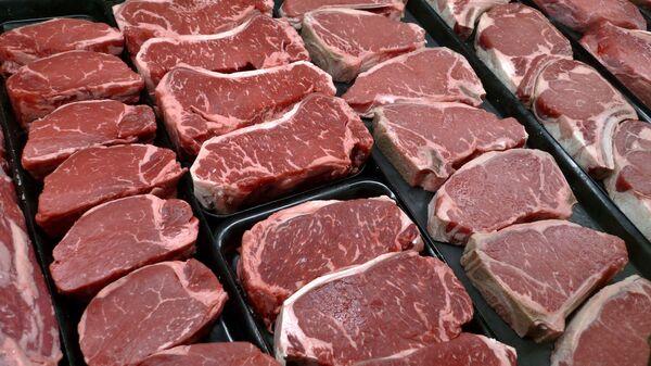Мясо и стейки  - Sputnik Узбекистан