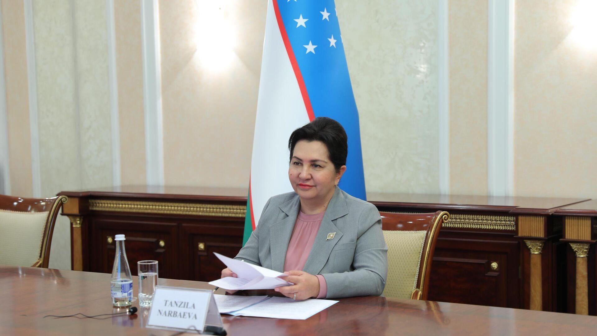 Танзила Нарбаева - Sputnik Узбекистан, 1920, 29.06.2021