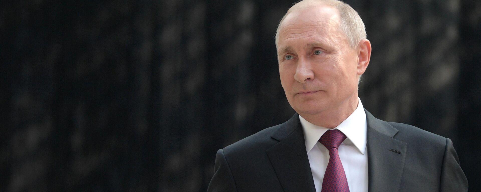Прямая линия с Владимиром Путиным 30 июня 2021 года  - Sputnik Узбекистан, 1920, 30.06.2021