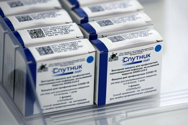 vaktsina Sputnik Layt - Sputnik Oʻzbekiston