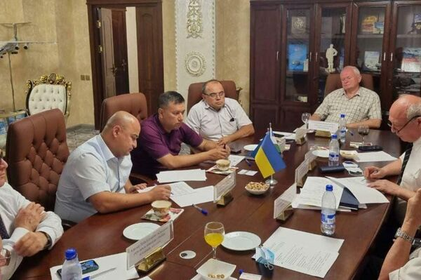 АО Ташкентский механический завод планирует наладить выпуск авиационных комплектующих для украинского ГП Антонов - Sputnik Узбекистан