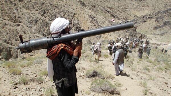 Боевики движения Талибан - Sputnik Узбекистан