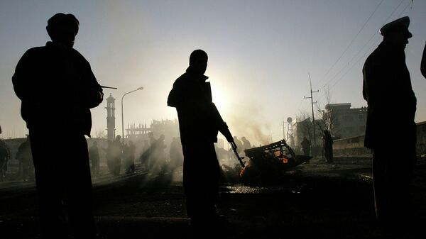 Вооруженные люди в Афганистане - Sputnik Узбекистан