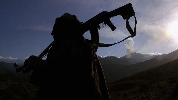 Боевики, запрещенного в РФ, движения Талибан - Sputnik Ўзбекистон