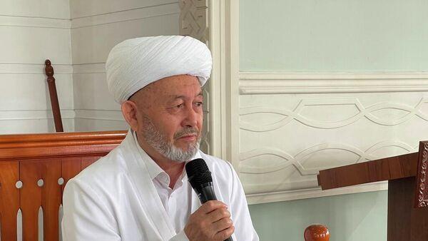 Муфтий Узбекистана Усмонхон Алимов - Sputnik Ўзбекистон