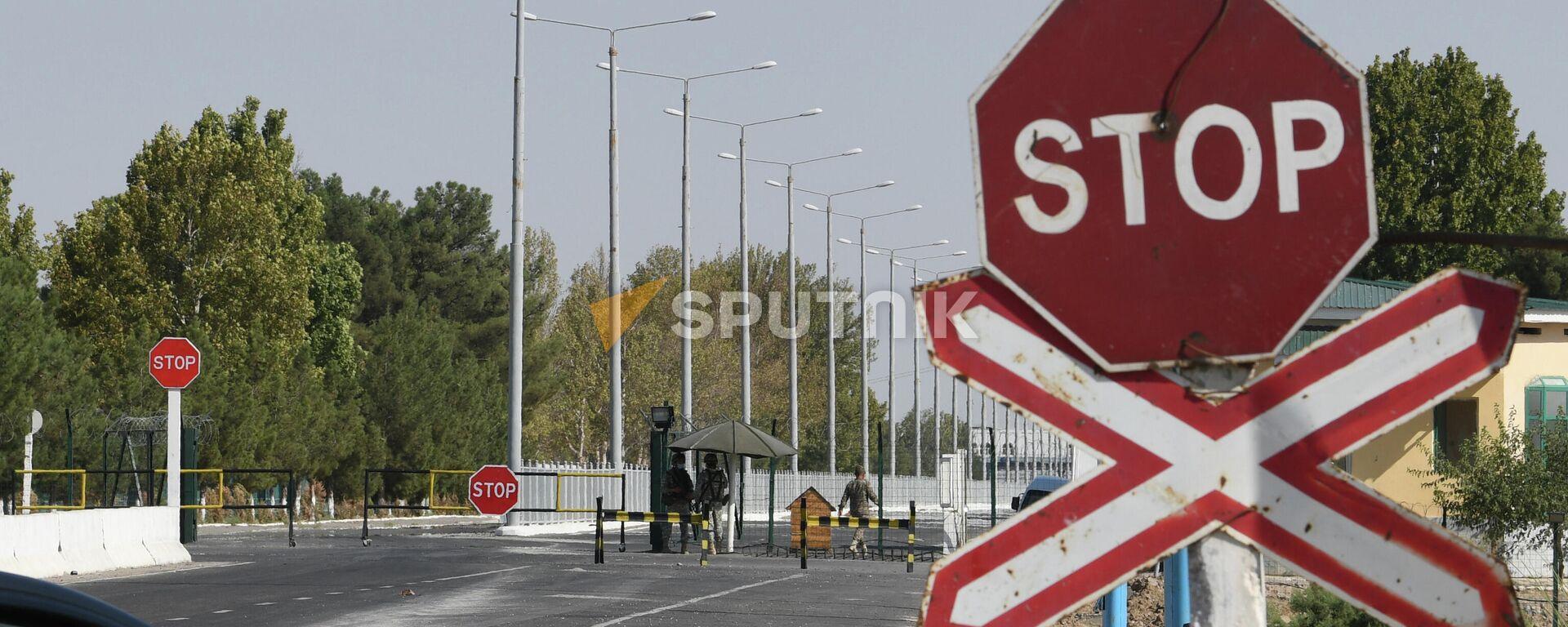 Ситуация в Термезе и на границе с Афганистаном - Sputnik Ўзбекистон, 1920, 15.08.2021