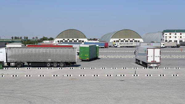 Ситуация в Термезе и на границе с Афганистаном - Sputnik Узбекистан