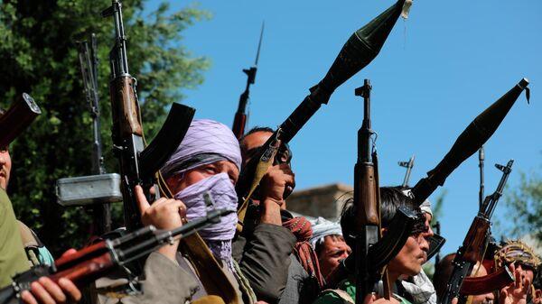 Voorujennыe lyudi v Afganistane - Sputnik Oʻzbekiston