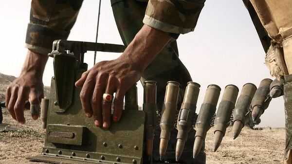 Вооруженные люди в Афганистане - Sputnik Ўзбекистон
