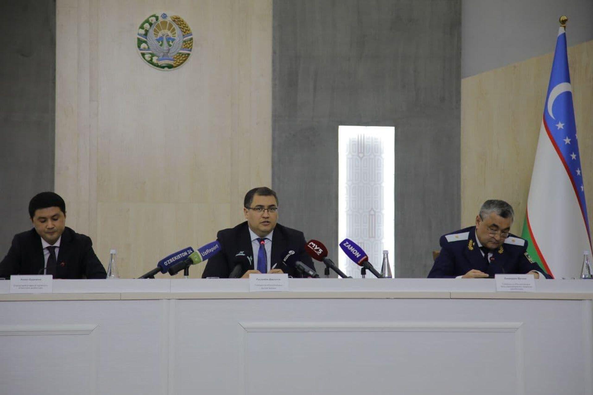 В Минюсте разъяснили суть и значение документов о противодействии коррупции - Sputnik Узбекистан, 1920, 09.07.2021