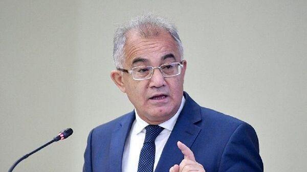 Akmal Saidov  - Sputnik Oʻzbekiston