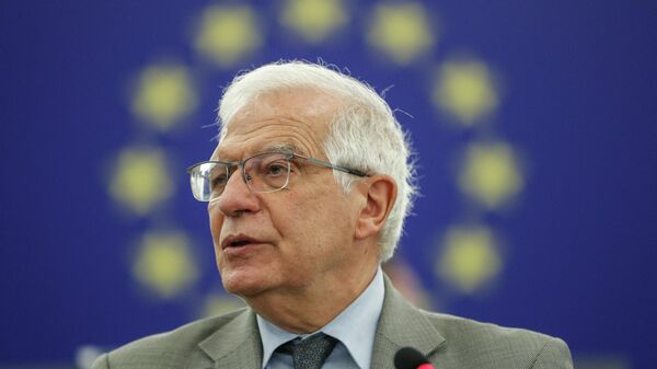 Вице-президент Еврокомиссии Жозеп Боррель - Sputnik Узбекистан
