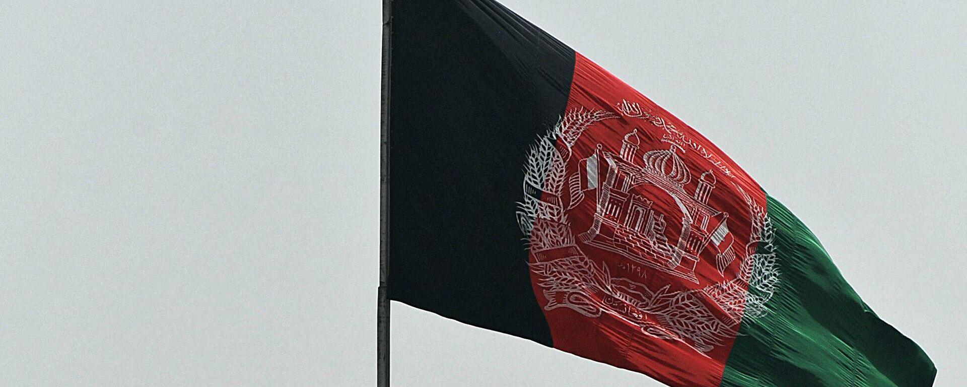 Флаг Афганистана  - Sputnik Ўзбекистон, 1920, 12.07.2021