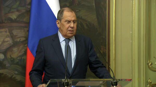 Глава МИД РФ Сергей Лавров о планах США разместить свои базы в странах ЦА - Sputnik Узбекистан