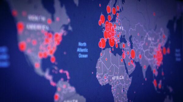 Карта мира - Sputnik Узбекистан