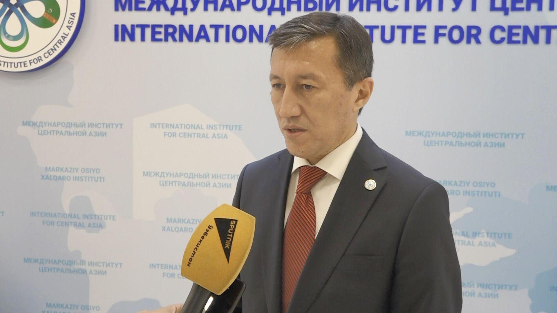 Анвар Насиров - Sputnik Узбекистан, 1920, 15.07.2021