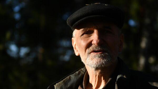 Рок-музыкант и актер Петр Мамонов - Sputnik Узбекистан