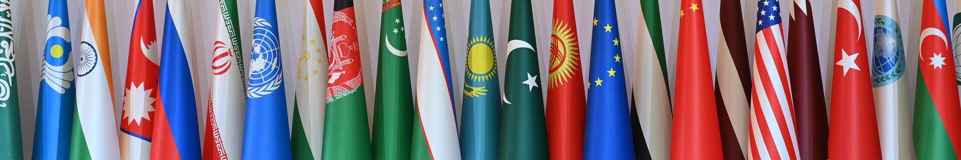 Конференция Центральная и Южная Азия в Ташкенте - Sputnik Узбекистан, 1920