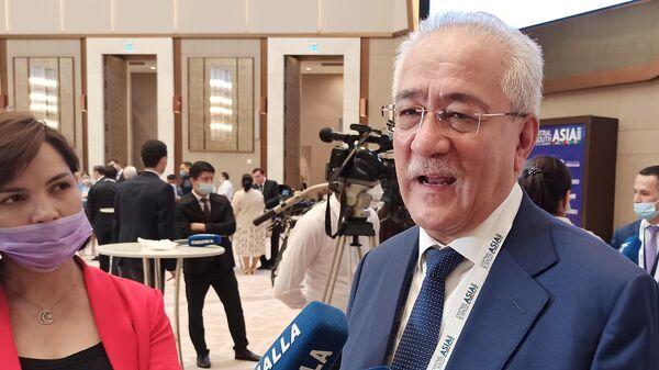 Cпецпредставитель президента Узбекистана по Афганистану Исматулла Иргашев. - Sputnik Узбекистан