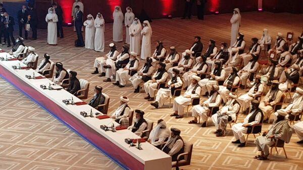 Межафганские переговоры начались в Катаре - Sputnik Узбекистан