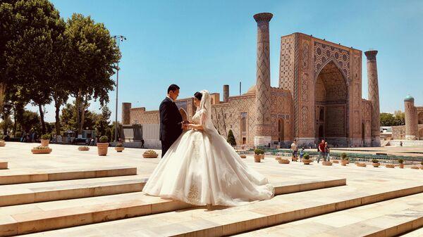 Свадьба в Самарканде - Sputnik Узбекистан