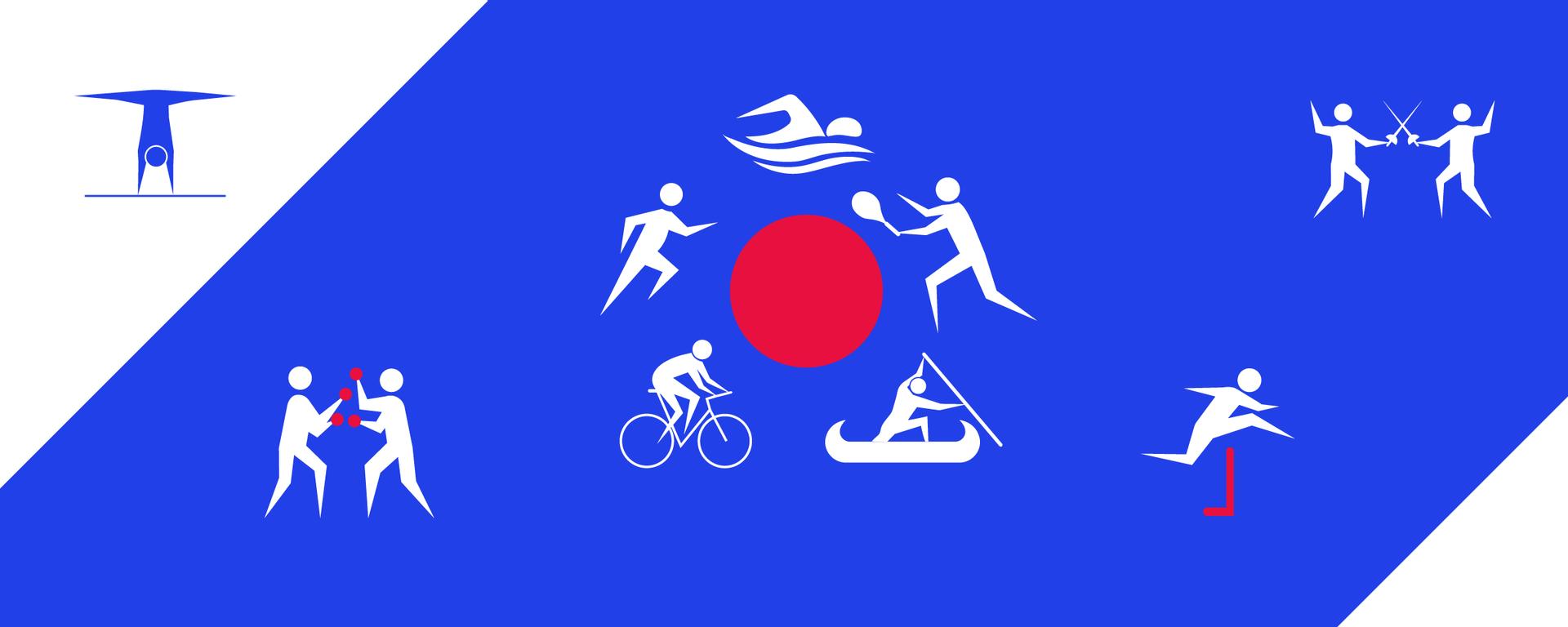 Олимпиада в Токио - Sputnik Узбекистан, 1920, 21.07.2021