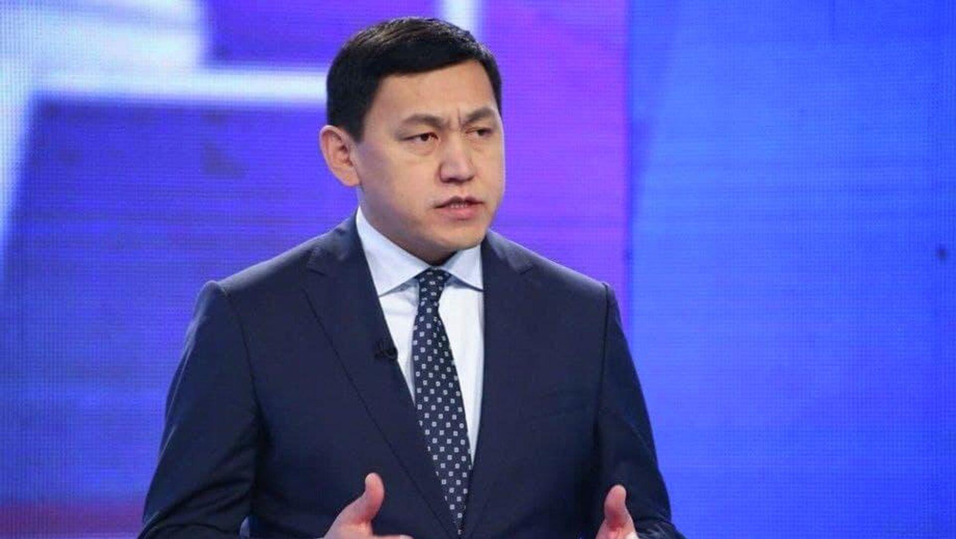 Шухрат Атабаев - глава правления Народного банка - Sputnik Узбекистан, 1920, 21.07.2021