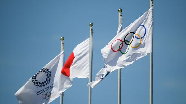 Токио накануне открытия Олимпийских игр - Sputnik Узбекистан