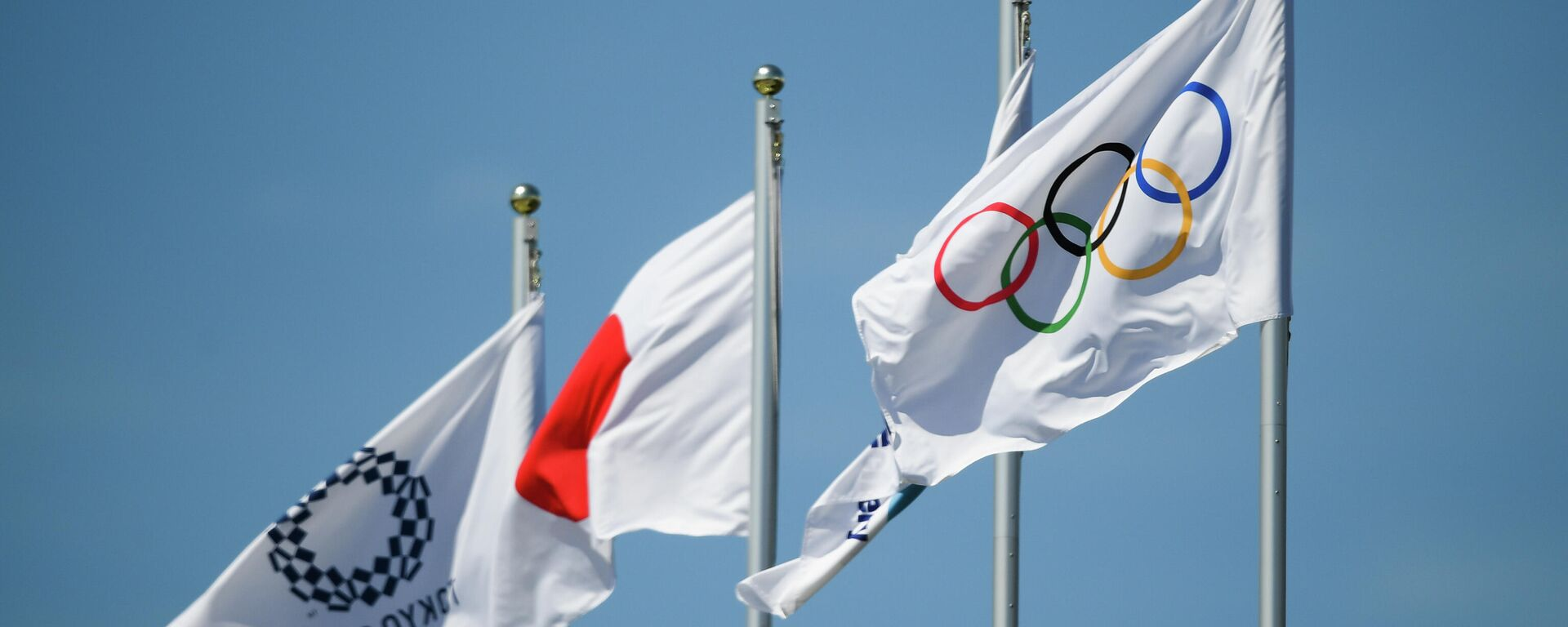 Токио накануне открытия Олимпийских игр - Sputnik Узбекистан, 1920, 23.07.2021