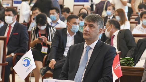 Lider partii Milliy tiklanish Alisher Kadыrov - Sputnik Oʻzbekiston