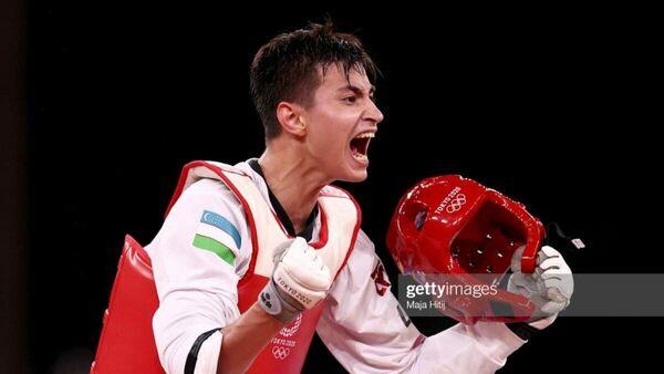 Ulugbek Rashitov - olimpiyskiy chempion Uzbekistana - Sputnik Oʻzbekiston