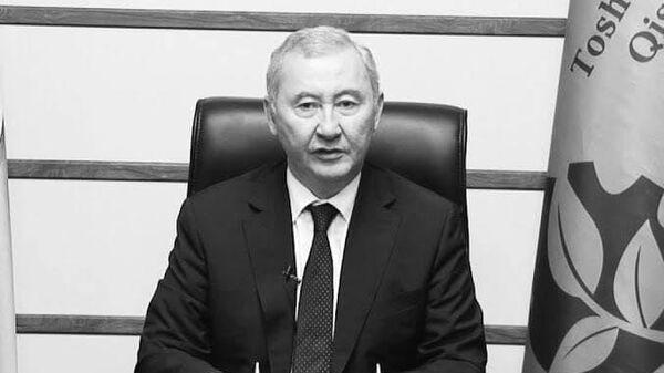 Umer rektor irrigatsionnogo instituta Uktam Umurzakov - Sputnik Oʻzbekiston
