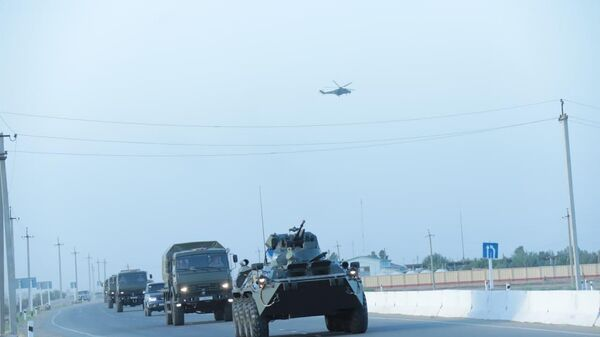 Военные Узбекистана примут участие в учениях с Россией и Таджикистаном - Sputnik Ўзбекистон