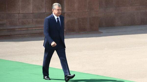 Шавкат Мирзиёев - Sputnik Узбекистан