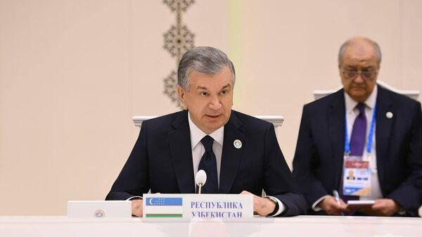 Konsultativnaya vstrecha glav gosudarstv Tsentralnoy Azii - Sputnik Oʻzbekiston