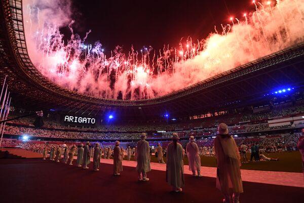 Tokiodagi Olimpiya oʻyinlari 23 iyuldan 8 avgustga qadar boʻlib oʻtdi. - Sputnik Oʻzbekiston