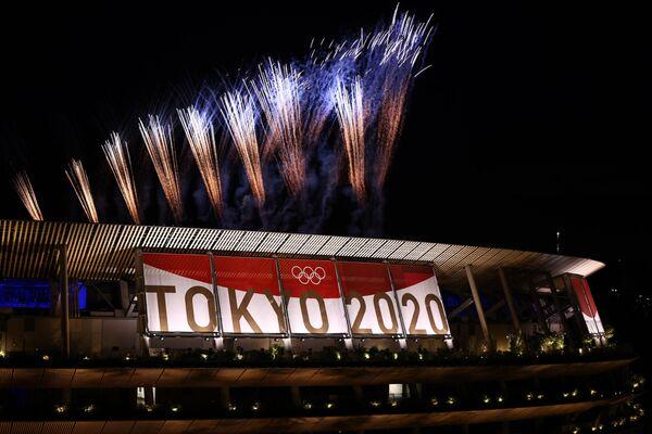 Tokio pandemiya sharoitiga qaramasdan Olimpiya oʻyinlarini ajoyib oʻtkazishni uddaladi. - Sputnik Oʻzbekiston