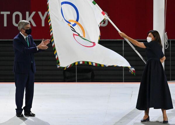 Xalqaro olimpiya qoʻmitasi rahbari Tomas Bax - Sputnik Oʻzbekiston