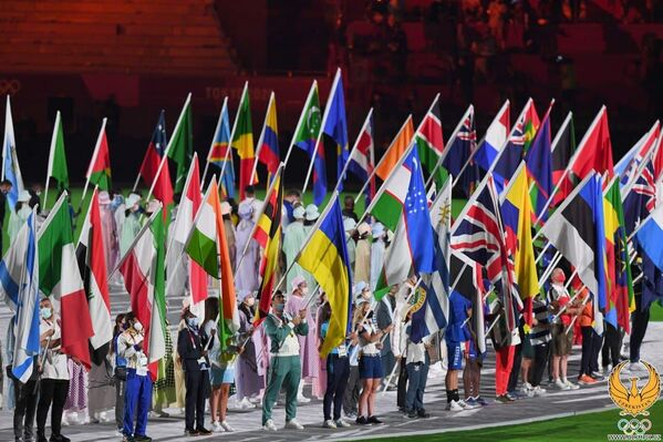 Bu Olimpiya oʻyinlarida Oʻzbekiston delegatsiyasi 3 ta oltin va 2 ta bronza medallarini jamgʻarib, umumjamoa hisobida 206 mamlakat orasida 32-oʻrinni egalladi. - Sputnik Oʻzbekiston
