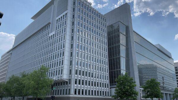 Штаб-квартира Всемирного банка в Вашингтоне - Sputnik Ўзбекистон