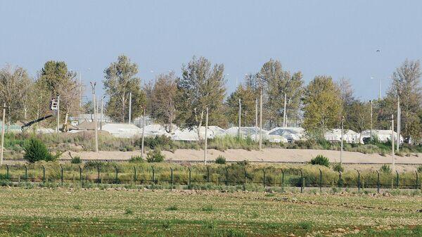 Ситуация на границе Узбекистана и Афганистана в районе города Термез - Sputnik Ўзбекистон