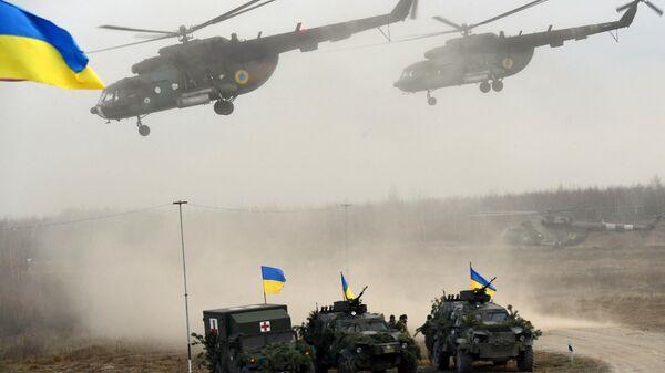 Украинская армия - Sputnik Ўзбекистон