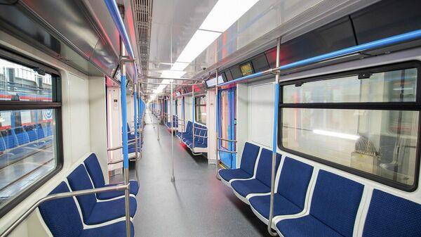 Vagon metro Tashkenta - Sputnik Oʻzbekiston
