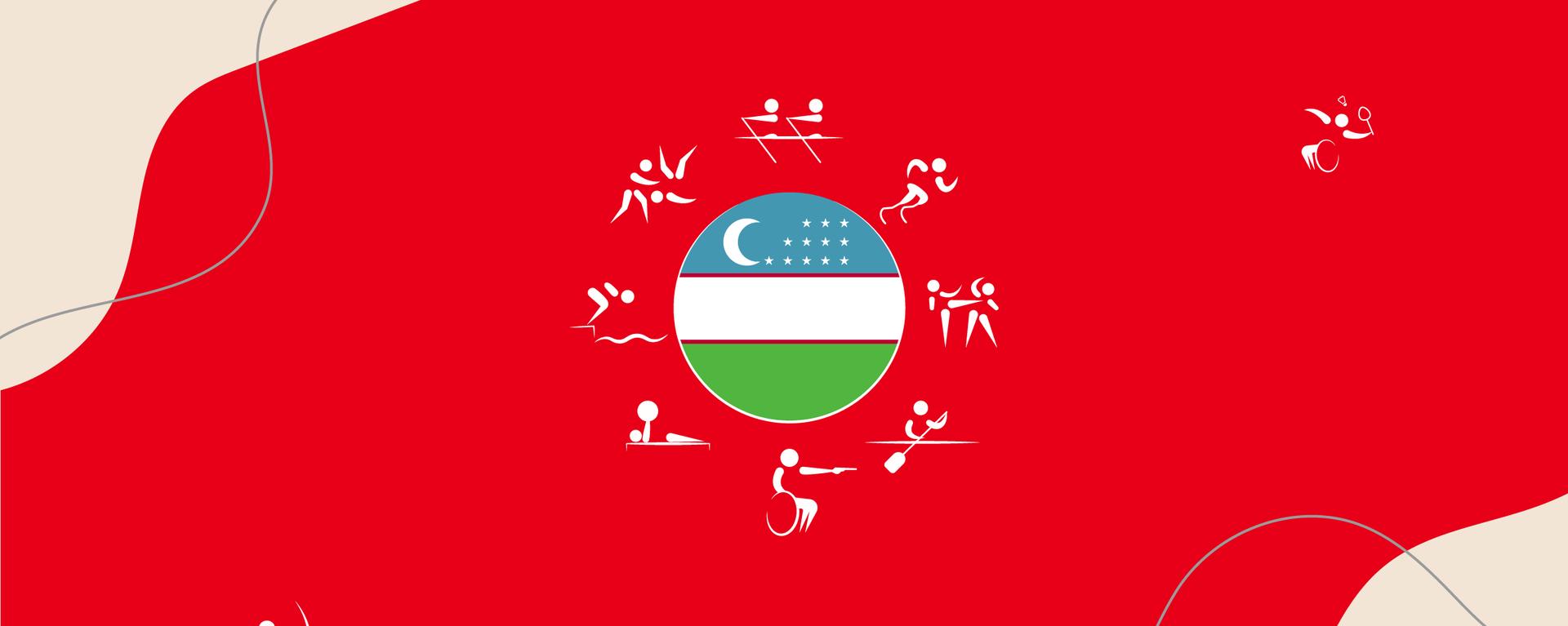 Paralimpiyskiye igrы 2021 - Sputnik Oʻzbekiston, 1920, 24.08.2021
