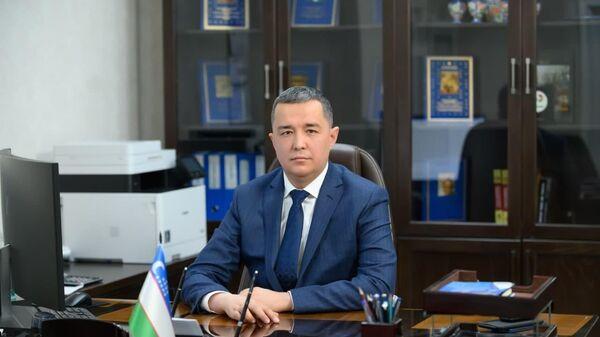 Novыy predsedatel pravleniya AO Uztransgaz Bexzot Narmatov - Sputnik Oʻzbekiston