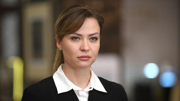 Полномочный представитель ДНР Наталья Никонорова - Sputnik Узбекистан