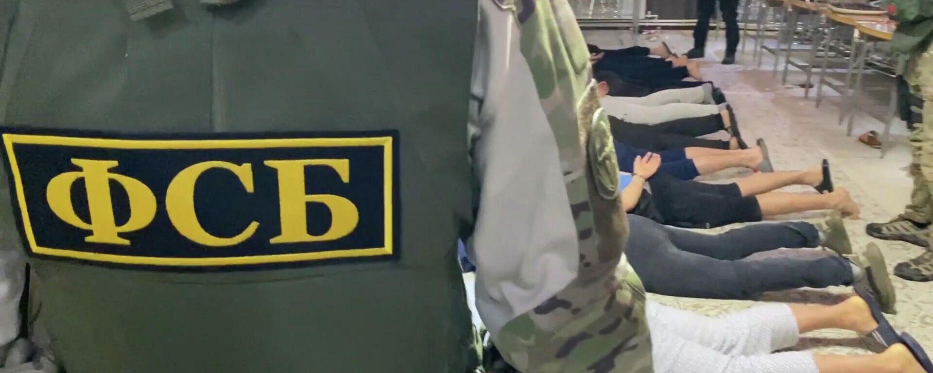 ФСБ РФ пресекла деятельность террористической организации - Sputnik Узбекистан, 1920, 25.08.2021