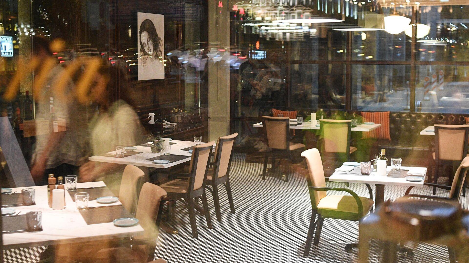 Restoran - Sputnik Oʻzbekiston, 1920, 26.08.2021