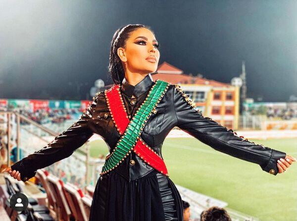 Афганская певица Aryana Sayeed. - Sputnik Узбекистан
