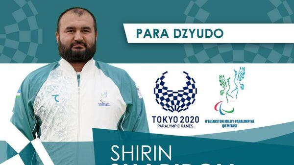 Shirin Sharipov - Sputnik Oʻzbekiston